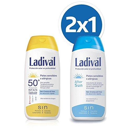 LADIVAL - DUPLO LADIVAL ALLER50+AFTER200