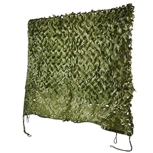 QI-CHE-YI camouflagennet, camouflage, luifel, tuin, zonnenet, privacy bescherming, net fotografie