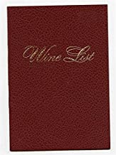 Old Oaken Bucket Wine List Westford Massachusetts 1970's