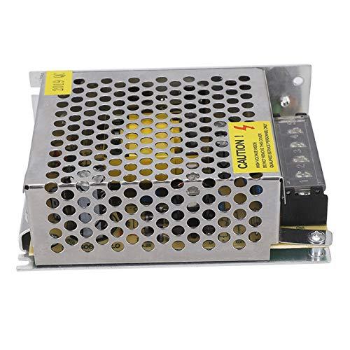 Pwshymi Protección contra Cortocircuitos Fuente de alimentación Fuente de alimentación conmutada Reinicio automático después de una Falla de energía 80% de eficiencia para luz de Circuito Cerrado