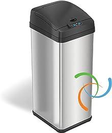 Smart trash cans that make your garbage way nicer