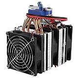 Hilitand DC 12V Refrigerador termoeléctrico de Agua de refrigeración por semiconductor d...