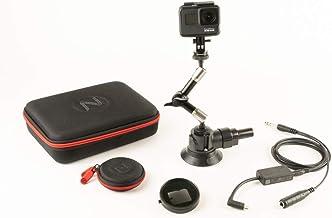 Nflightcam Cockpit Video Kit for GoPro Hero5, Hero6, and Hero7 Black