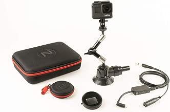 Nflightcam Cockpit Video Kit for GoPro Hero5, Hero6, and Hero7
