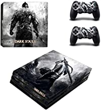Babita Dogra PS4 Pro Skin and DualShock 4 Skin - Flim - PlayStation 4 Pro Vinyl Sticker for Console and Controller Skin
