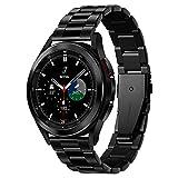 Spigen Modern Fit Designed For Samsung Galaxy Watch 4 Band 44mm/40mm, Galaxy Watch 4 Classic Band 46mm/42mm, Galaxy Watch 3 Band 41mm, Galaxy Watch Active 1&2 Band - Black