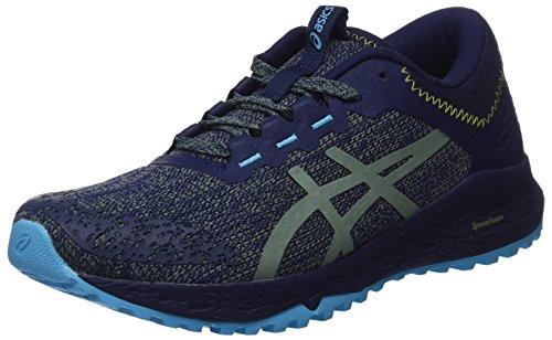Asics Alpine XT, Zapatillas de Running para Asfalto Mujer, Gris (Slate Grey/Slate Grey 021), 37 EU