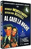 Al caer la noche (Llamentol) (1937) [Spanien Import]