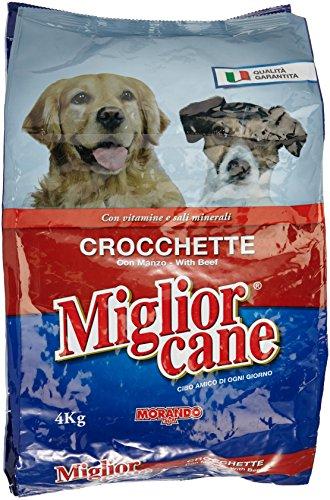 Miglior Cane Active, Manzo - 4 kg