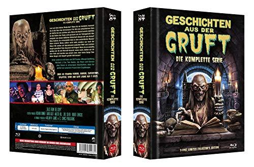 Geschichten aus der Gruft (Limited Collector's Edition Mediabook Cover B) [Blu-ray]