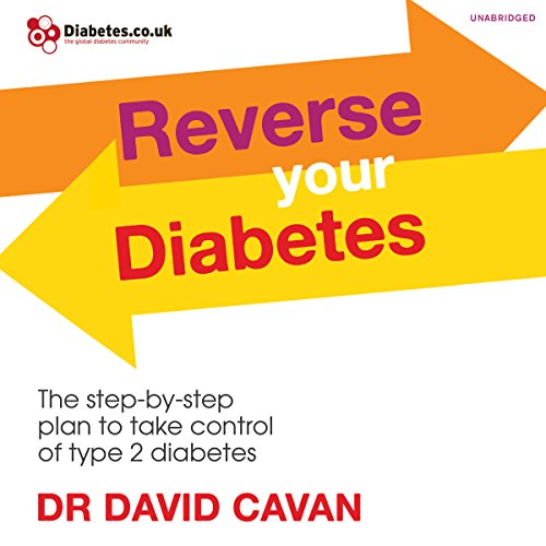 Reverse Your Diabetes audiobook cover art