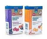 Manuka Health Lutschbonbons 2er Set Zitrone Ingwer & Johannisbeere MGO400+ (2 x 100 g) -