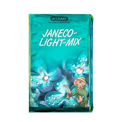 Sustrato para plantas Janeto Light