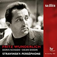 Persephone by Fritz Wunderlich (2011-03-29)