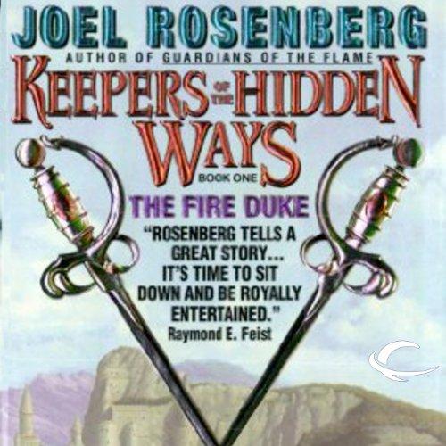 The Fire Duke cover art