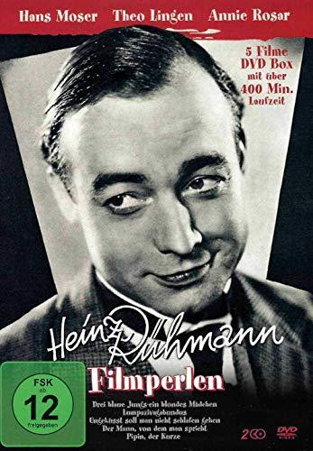 Heinz Rühmann Filmperlen - DVD Box mit 5 Filmen