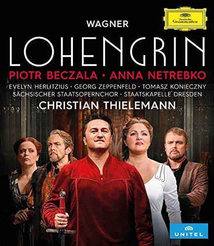 Wagner: Lohengrin [Blu-ray]