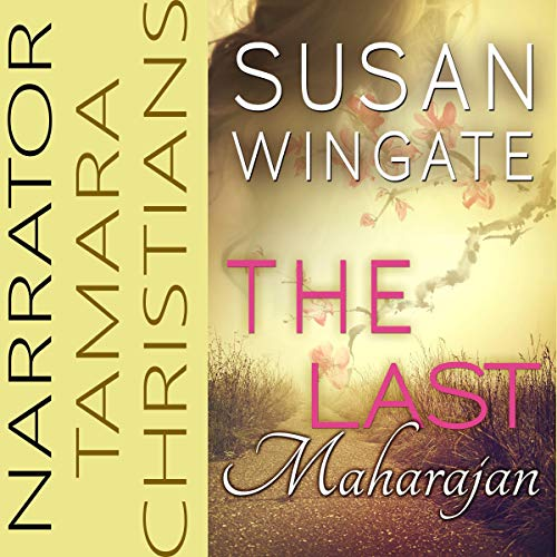 The Last Maharajan audiobook cover art