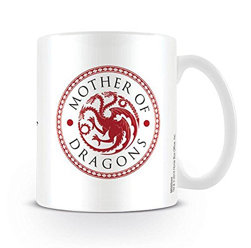 "Taza Game of Thrones ""Mother of Dragon's/ Madre de Dragones"""