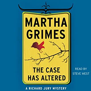The Case Has Altered audiobook cover art