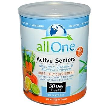 All 1 Multi Vit Active Senior