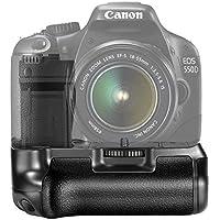 Neewer Pro Apretón de la Batería para Canon EOS 550D / 600D / 650D / 700D Rebel T2i / T3i / T4i / T5i