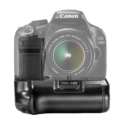 Neewer Pro Apretón de la Batería para Canon EOS 550D /