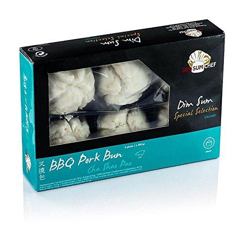 Cha Shao Pao - Teigtaschen mit Schweinefleisch, TK, 600 g, 12x 50g