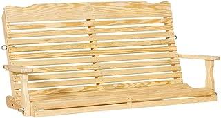 Best wooden swing bench Reviews