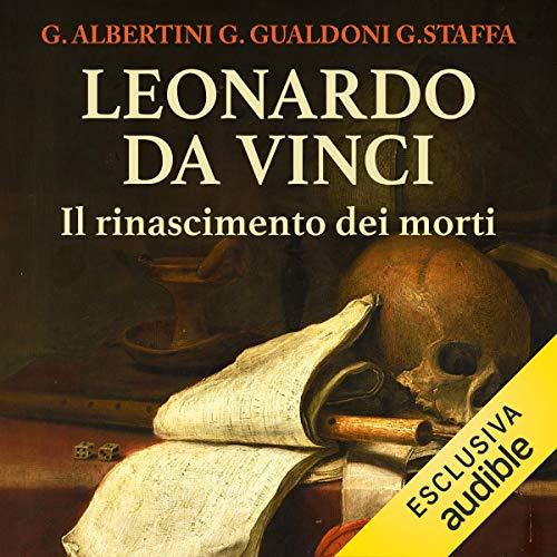 Leonardo da Vinci copertina