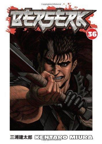 Berserk Volume 36 (Berserk (Graphic Novels)) by Miura, Kentaro (2012) Paperback