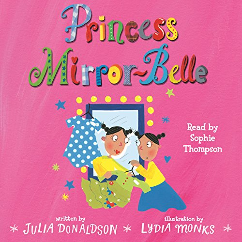 Couverture de Princess Mirror-Belle