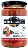 Probios Il Nutrimento Salsa con Verduras Asadas sin Gluten - 6 Tarros