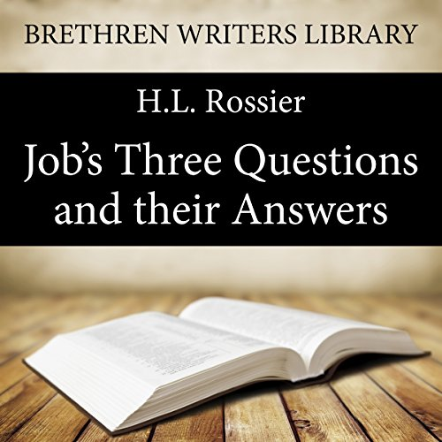 Job's Three Questions and Their Answers cover art