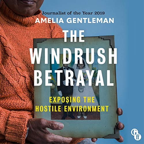 The Windrush Betrayal cover art