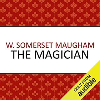 The Magician cover art
