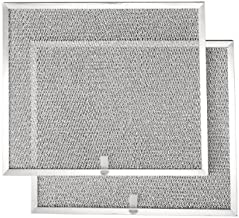 Replacement Broan BPS1FA30 30-Inch Aluminum Replacement Filters 2 Pack