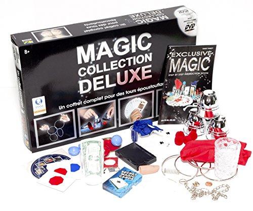 Smir - 4702 - Jeu de Société - Coffret Luxe Magie + DVD