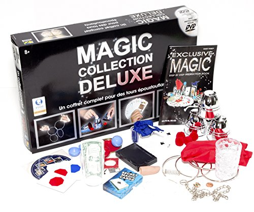 Bright Products Exclusive Magic Set - DVD included