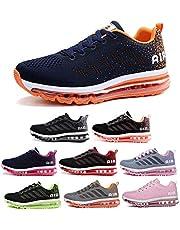 Hardloopschoenen voor dames en heren, sportschoenen, straatloopschoenen, sneakers, joggingschoenen, turnschoenen, wandelschoenen, trailschoenen, fitnessschoenen 34-46EU