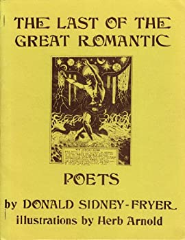 Paperback The last of the great romantic poets Book