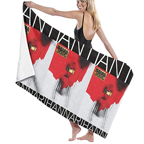 yuiytuo Badetuch,BadetücherDuschtücher Direct Rihanna-Anti Hotel and Spa Bath Towels Premium Quality Pool Beach Towels