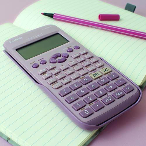 New Casio FX-83GTX Calcolatrice scientifica Rosa