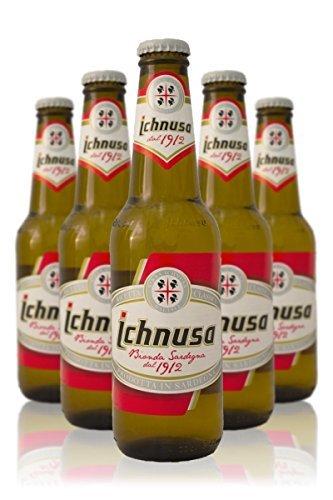Birra Ichnusa Cassa da 96 bottiglie x 0,33 lt.