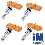 4capteurs de pression pneu rdks dans le TPMS pour Smart Forfour FORTWO Système de contrôle de pression des pneus 6527