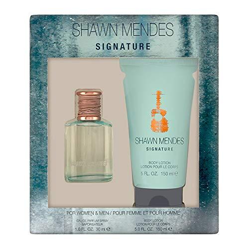 Shawn Mendes Signature Gift Set 1oz Perfume 5oz Body Lotion