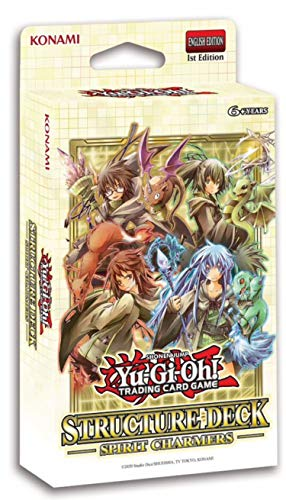 Yu-Gi-Oh! Cards: Spirit Charmers Structure Deck