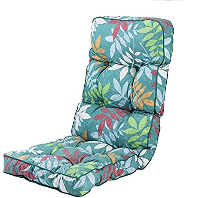 ➤ Cheap 'Classic Recliner Cushion in Alexandra Green Leaf