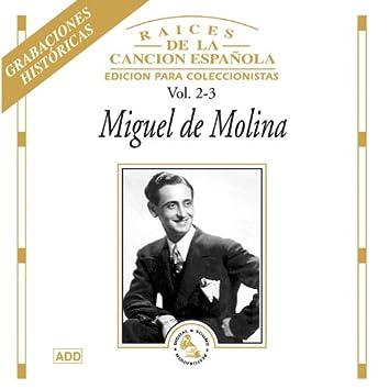 Raices de la Canción Española, Vol. 2-3
