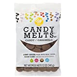 Wilton Light Cocoa Candy Melts Candy, 12 oz.